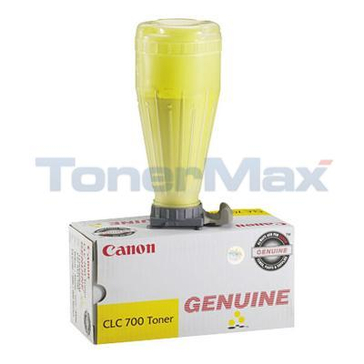 CANON CLC 700 TONER YELLOW